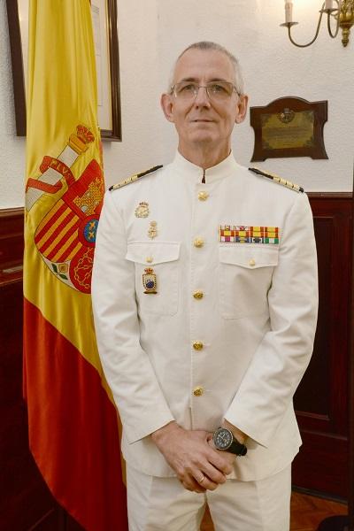 Toma de posesión del Jefe del Estado Mayor de la Fuerza de Acción Marítima