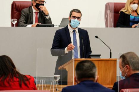 """Francisco Lucas: """"El PP sigue usando de forma ruin y miserable un drama humanitario para tapar su nefasta gestión del Covid"""""""