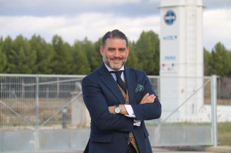 Un marino murciano, Matías Urrea Corvalán dirige el Gabinete de Comunicación y Relaciones Institucionales del Instituto Nacional de Técnica Aeroespacial (INTA)