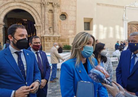 """Ana Martínez Vidal, Ciudadanos: """"La Consejería de Educación de Murcia en manos de una diputada expulsada de Vox es una frivolidad. Nuestra región lidera el fracaso escolar y poseemos una merma en la calidad educativa por culpa de la semipresencialidad"""""""