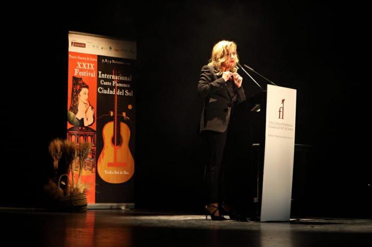 """""""Lorca tiene duende flamenco"""", por María Antonia García, Abogada"""