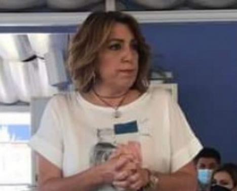 """EDITORIAL: Una Susana sin """"luz"""" se va apagando en Almería"""