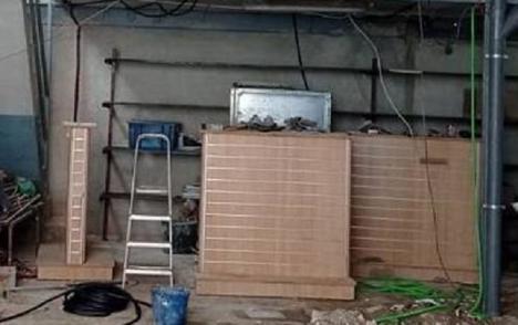 La Concejalía de Urbanismo de Lorca inicia expediente sancionador por la construcción de habitaciones 'nicho' en el garaje de una vivienda que alquilaban a trabajadores inmigrantes