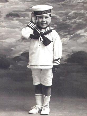 '¿Por qué visten los niños de marinero en su Primera Comunión?', por Diego Quevedo, Alférez de Navío ®
