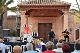 EL INCOLORO: 'La Catedral del Cante elige la Lorca monumental para una de sus pruebas selectivas', por Jerónimo Martínez