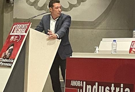 Juan Antonio Lorido, líder de IVECO, elegido nuevo Secretario General de UGT FICA Madrid con el 91,8% de los votos