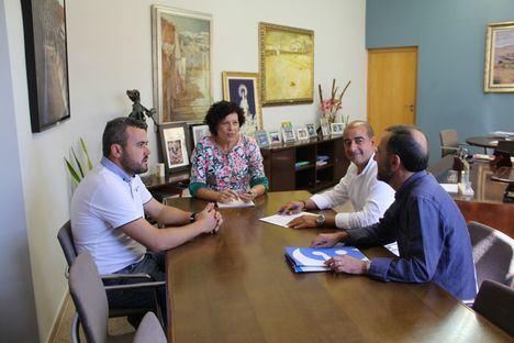 Ayuntamiento de Puerto Lumbreras y Aseplu renuevan su convenio de colaboración