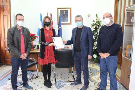 El Ayuntamiento de Águilas logra el certificado de calidad ISO 9001:2015 en formación para el empleo