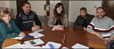 UGT-FICA Melilla solicita a la Delegada del Gobierno Sabrina Moh que los permisos de los transfronterizos se asignen a los trabajadores para evitar abusos y vulneración de derechos