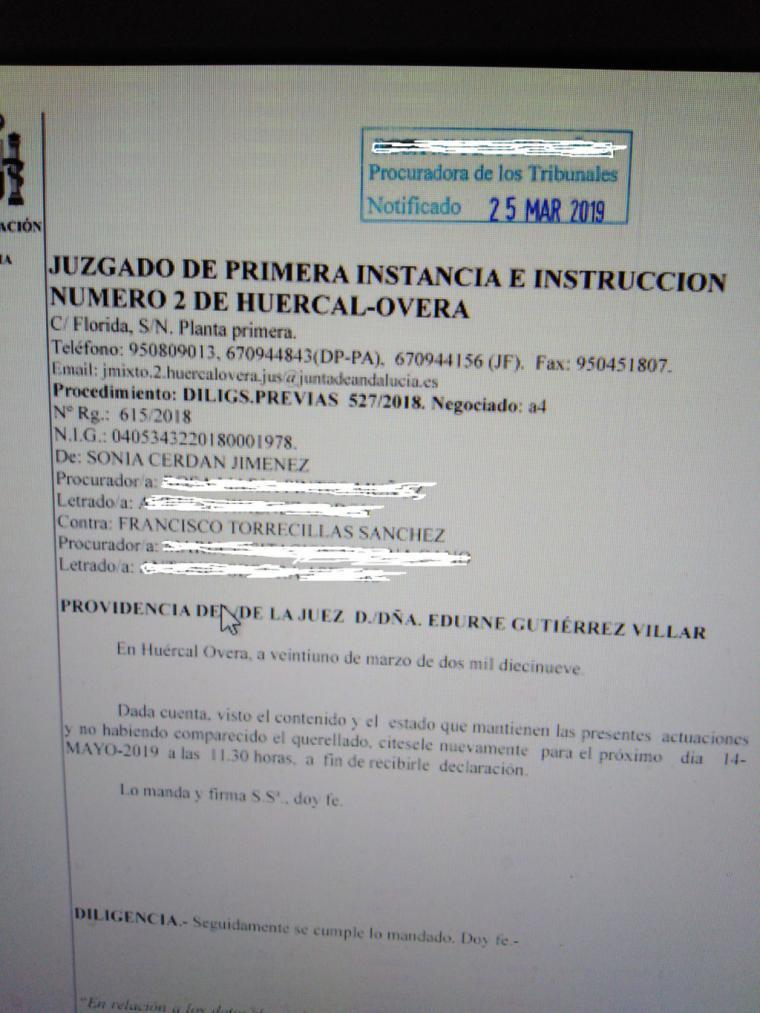Nuevo revés judicial a Torrecillas. El Juzgado de lo Contencioso Administrativo Número 3 de Almería obliga a reponer el Mercado Semanal donde lo acordó el Pleno por Mayoría Absoluta