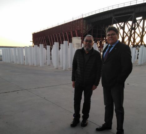 Cándido Méndez en Almería, una tarde con la historia vivida