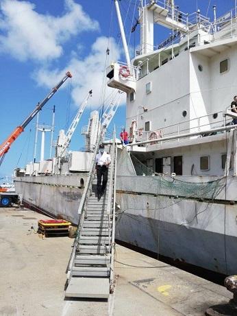 Ejercicio de Seguridad Marítima MARSEC 20