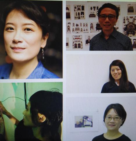 Las huellas de cinco artistas taiwaneses en la residencia artística Homesession de Barcelona
