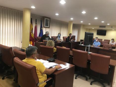 El Ayuntamiento de Águilas se prepara para la reapertura de los museos municipales el próximo lunes