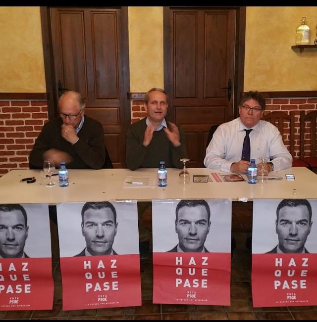 El PSOE de Albox recupera el liderazgo, la fuerza y la ilusión