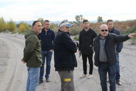 El Ayuntamiento de Puerto Lumbreras solicita a la Confederación Hidrográfica del Segura el arreglo de la Rambla del Murciano tras los desperfectos de la DANA