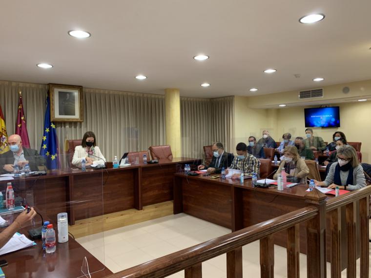 La Alcaldesa de Águilas propone a todos los Grupos Municipales un acuerdo conjunto que engloba un conjunto de medidas de apoyo al sector hostelero