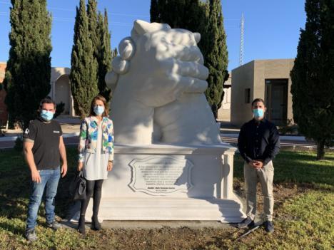 El Ayuntamiento de Águilas rinde homenaje a los aguileños fallecidos desde el inicio de la pandemia