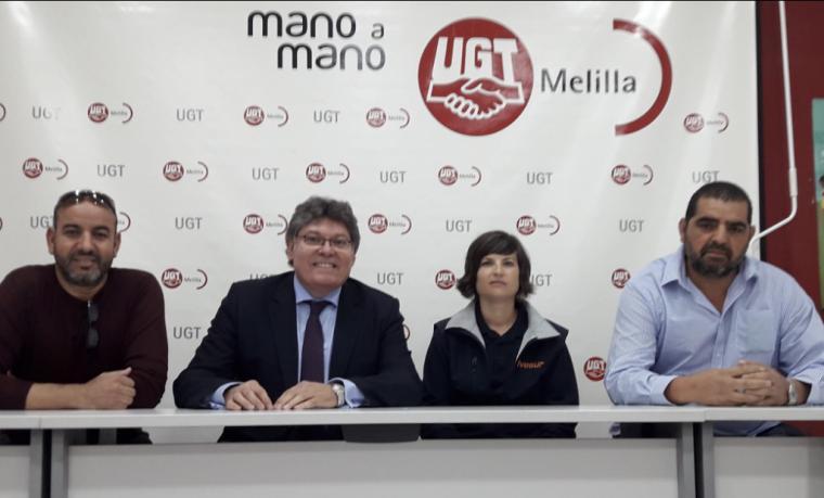 Una empresa no es una cárcel y nosotros no somos ni presos, ni esclavos, sino trabajadores con derechos, dice Rogelio Mena Responsable Estatal de ITV de UGT-FICA