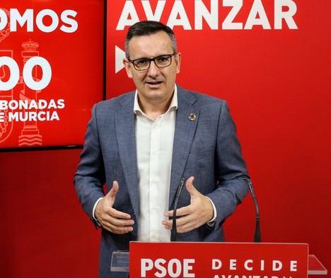 El PSOE presenta en la Asamblea Regional una proposición de ley de cambio climático