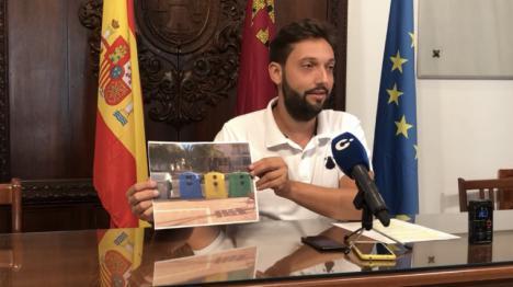 El Partido Popular solicita que se amplíen las áreas de contenedores adaptadas a personas con discapacidad visual y movilidad reducida