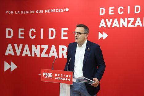 """Diego Conesa: """"Mi derecho como ganador de las elecciones y mi obligación como político responsable es buscar acuerdos por el bien de la Región"""""""