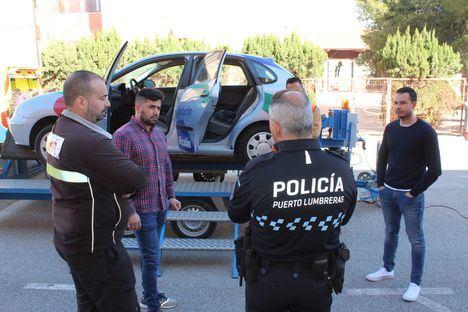 Alumnos del I.E.S. Rambla de Nogalte se forman en seguridad vial para prevenir y actuar ante posibles accidentes