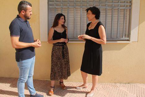 Puerto Lumbreras contará con un nuevo Centro de Día para personas con trastorno mental que evitará el desplazamiento a otros municipios