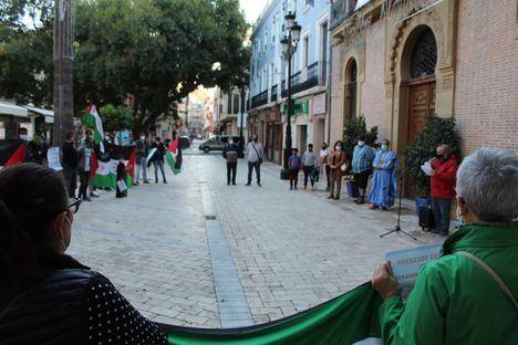 La Asociación de Amigos del Pueblo Saharaui se suma a las protestas contra los altercados entre el ejército marroquí y el Frente Polisario