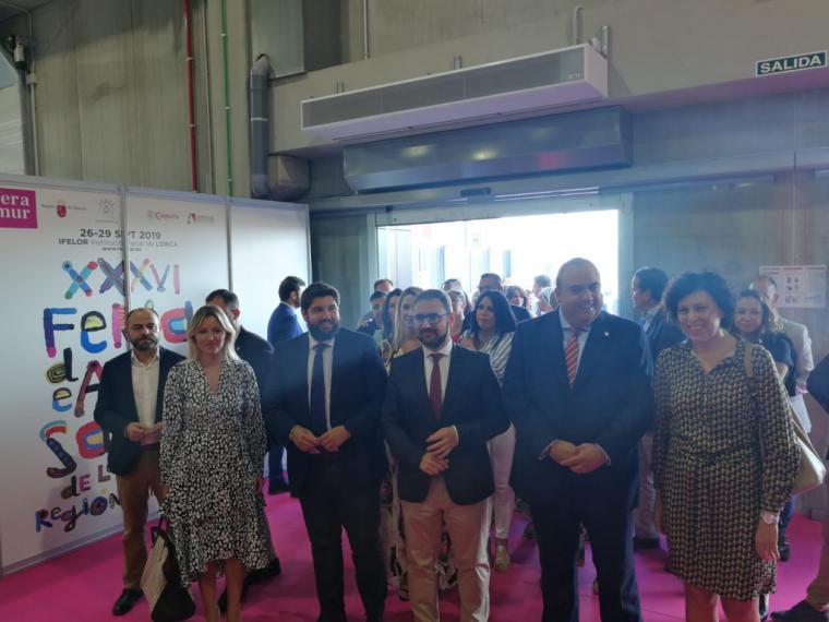 FERAMUR abre sus puertas en su XXXVI edición con más de 4.000 m2 de exposición, además de talleres, demostraciones y degustaciones gastronómicas que completan la programación