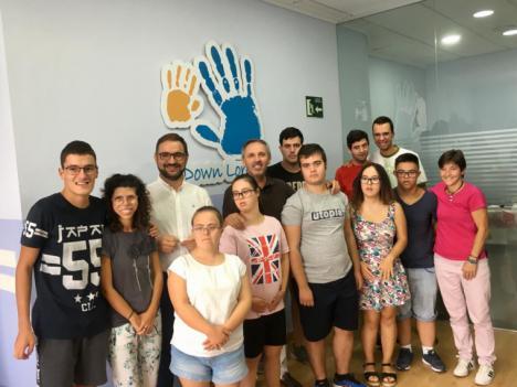 Down Lorca inicia el nuevo curso con un programa lleno de actividades y una amplia oferta de servicios para sus usuarios