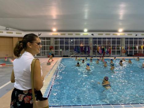La concejalía de Deportes devolverá a los usuarios de los cursos de natación del C.D. Felipe VI y del C.D San Antonio el importe de los servicios no disfrutados a causa del estado de alarma