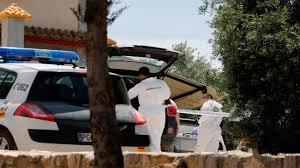 Encuentran muertos por arma de fuego en Iznájar a una pareja