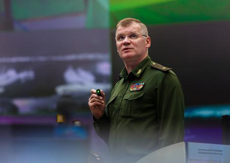 Según Reuters son 40 los militares rusos muertos en Siria