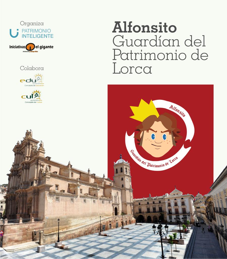 Los niños y niñas de Lorca se convertirán en guardianes del patrimonio histórico de la ciudad gracias a la campaña 'Guardianes y Vigilantes del Patrimonio de la Ciudad de Lorca'