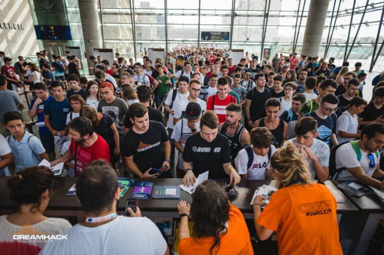Arranca Dreamhack Beyond, el primer festival internacional de 'gaming' dentro de un videojuego