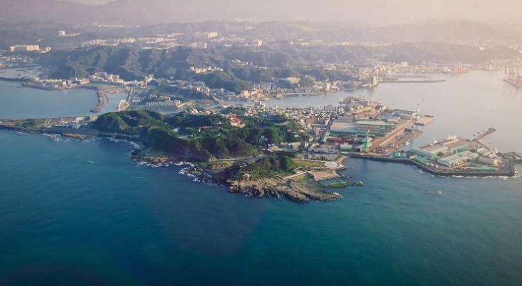 Taiwán redescubre su pasado español en un documental sobre el Fuerte de San Salvador, en la Isla Heping
