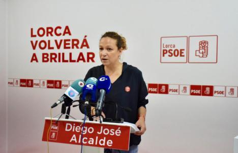 """Isabel Casalduero ha recordado al Partido Popular """"que su proyecto para el solar de la antigua Comisaría fue claramente electoralista y partidista además de carente de consenso político y social"""""""