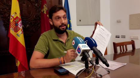 El PP denuncia que la falta de dedicación del actual edil de Limusa está retrasando la adjudicación de los contratos para dos servicios clave en el CGR