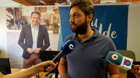 El PP propone aprovechar la eliminación del déficit del Ayuntamiento para ejecutar inversiones de mejora en pedanías por un importe de 4 millones de euros