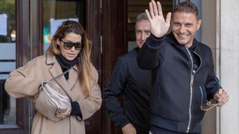 Cuatro años y medio de cárcel al ex administrador del futbolista Joaquín