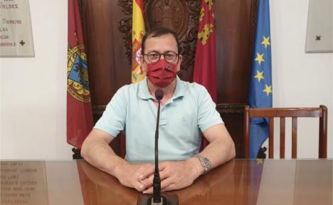 La Policía Local de Lorca sanciona a 8 personas por el incumplimiento de la cuarentena y a otras 80 por un uso indebido de la mascarilla
