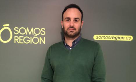 SOMOS REGIÓN EXIGE A LÓPEZ MIRAS QUE TOME MEDIDAS CON EL CONSEJERO DE PRESIDENCIA