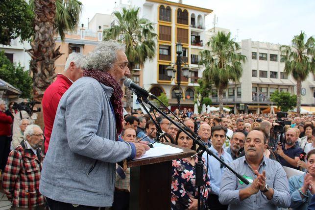 Concentración multitudinaria en Algeciras contra el narcotráfico