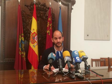 El Concejal de Sanidad exige que se agilice la instalación del servicio de Resonancia Magnética en el Hospital Rafael Méndez