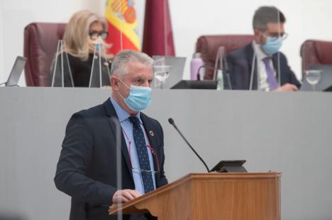 El PSRM denuncia que el Gobierno regional recorta presupuesto en salud mental, después de que la pandemia haya puesto en evidencia la falta de inversión