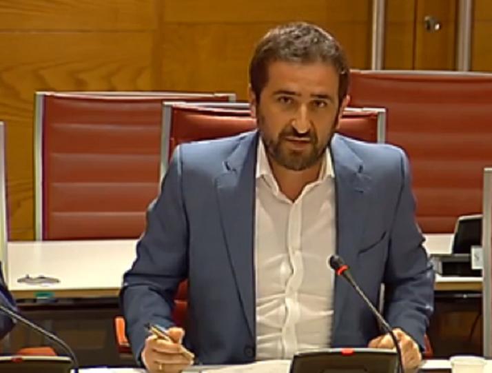 """Juan Luis Soto: """"A estas alturas, ni Isabel Borrego ni el PP, se han enterado de las medidas que se han tomado en el estado de alarma"""""""