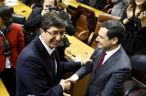 Editorial: El PP de Moreno Bonilla estafa a los andaluces con la colaboración de Ciudadanos