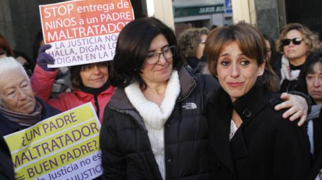 El Juez decreta la detención de Juana Rivas.