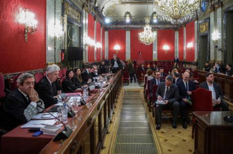 La fiscalía pide 25 años de cárcel para el exvicepresidente del Govern Oriol Junqueras como promotor de la
